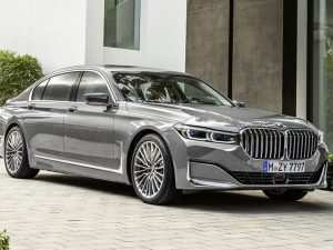 27 A 2020 BMW 760Li Lwb Price and Review