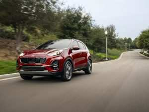 27 A 2020 Kia Vehicles Exterior and Interior