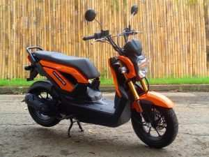 27 A Honda Zoomer 2020 Photos
