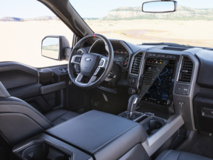 27 A Interior Of 2020 Ford Bronco Performance and New Engine