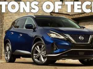 27 A Nissan Murano 2020 Configurations