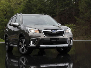 27 A Subaru Forester 2019 Hybrid Release