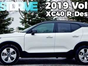 27 A Volvo Xc40 Model Year 2020 Redesign