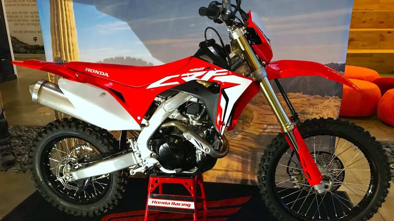 27 All New 2019 Honda 450 Rx New Model And Performance