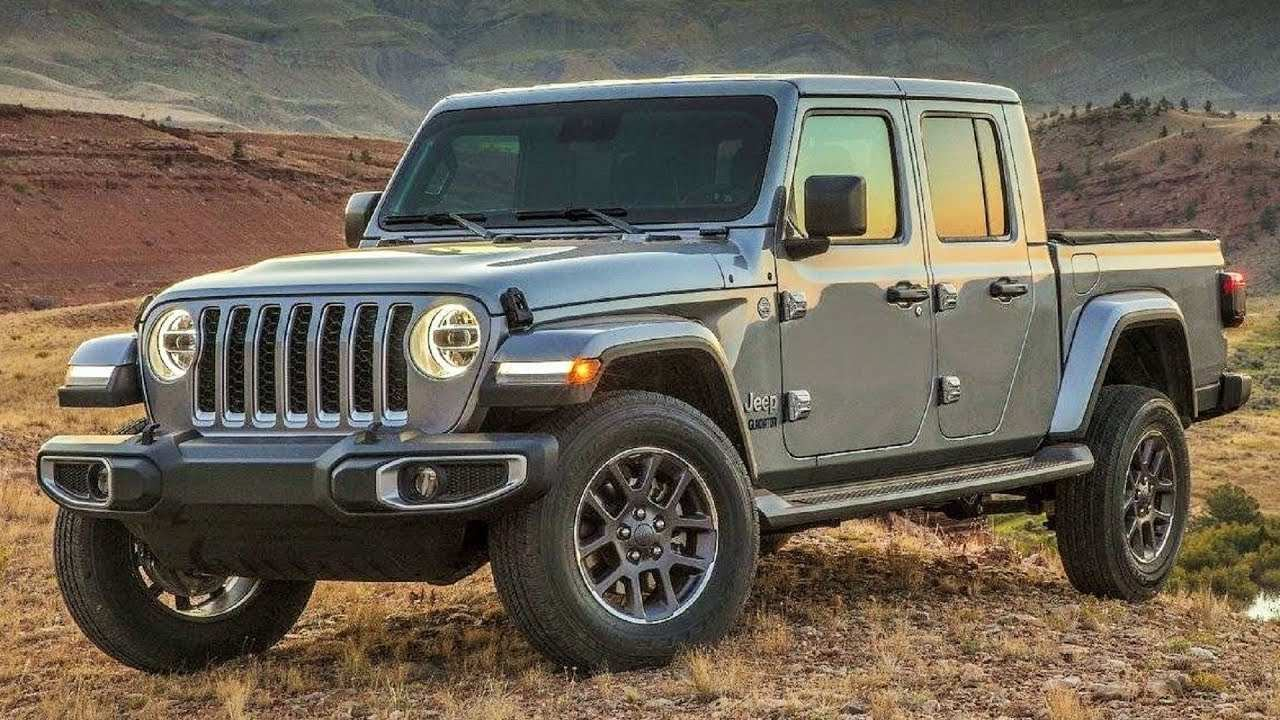 27 All New 2019 Jeep 4 Door Truck Prices