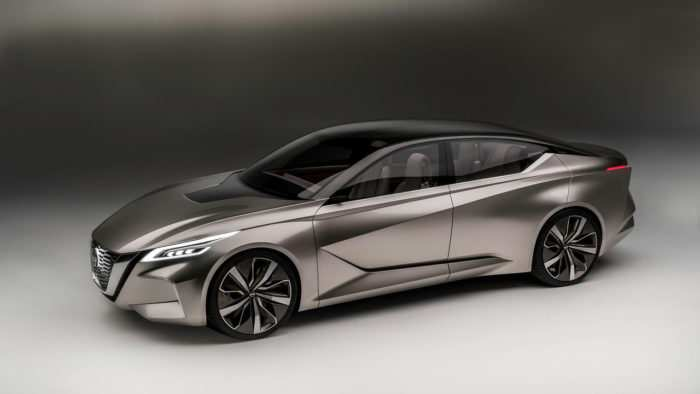 27 All New 2019 Nissan Altima Concept New Concept
