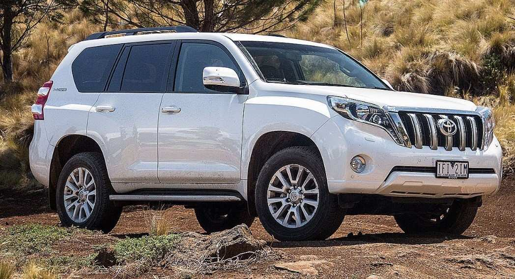 27 All New 2019 Toyota Prado Redesign And Concept
