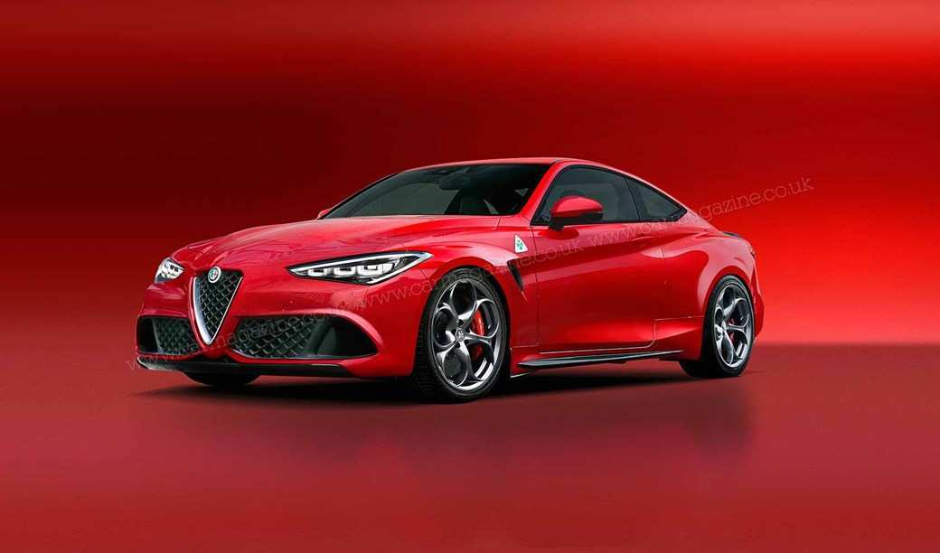 27 All New 2020 Alfa Romeo Models Price And Release Date