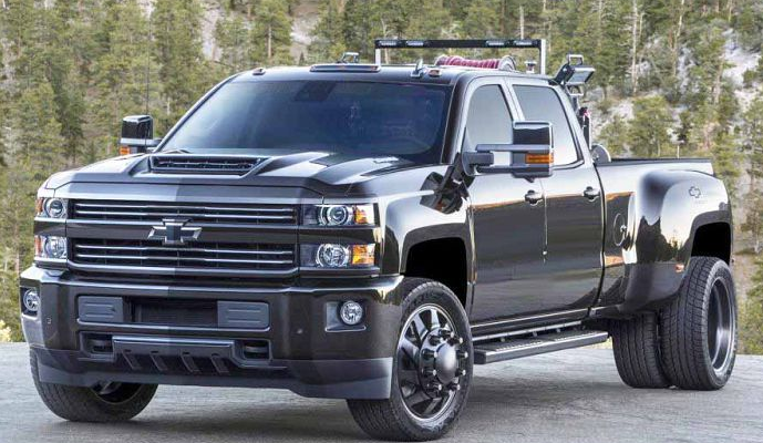 27 All New 2020 Chevrolet 3500Hd Configurations