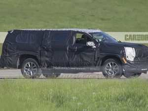 27 All New 2020 Chevrolet Suburban Redesign Images