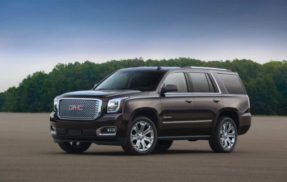 27 All New 2020 Gmc Yukon Body Style Performance And New Engine