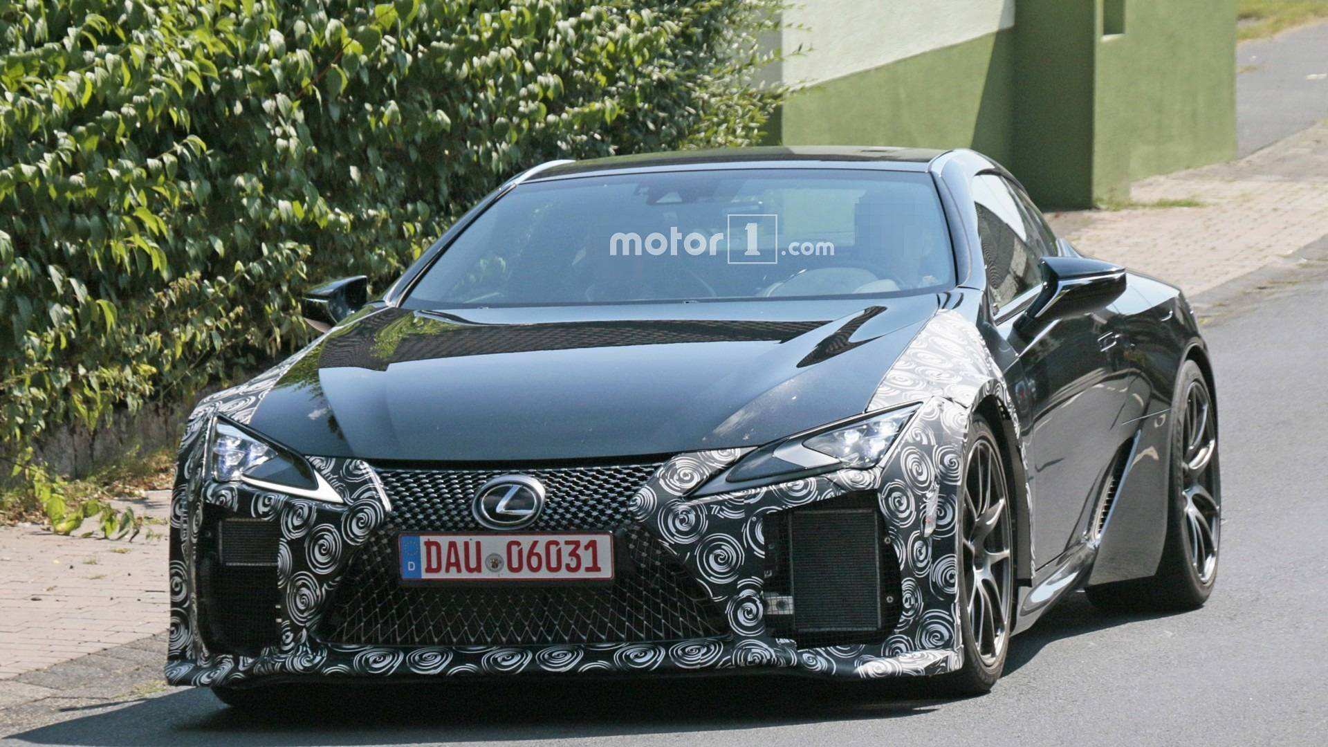 27 All New 2020 Lexus Lc F Redesign And Review