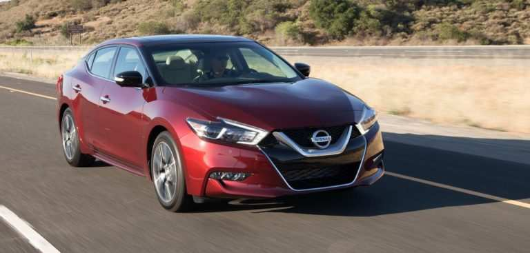 27 All New 2020 Nissan Maxima Reviews