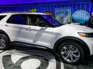 27 All New Ford Explorer 2020 Release Date Research New