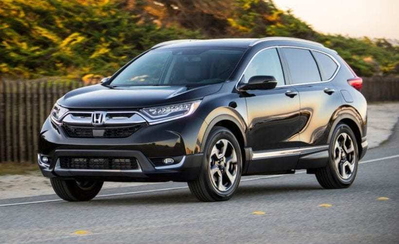27 All New Honda Crv 2020 Price Redesign And Review