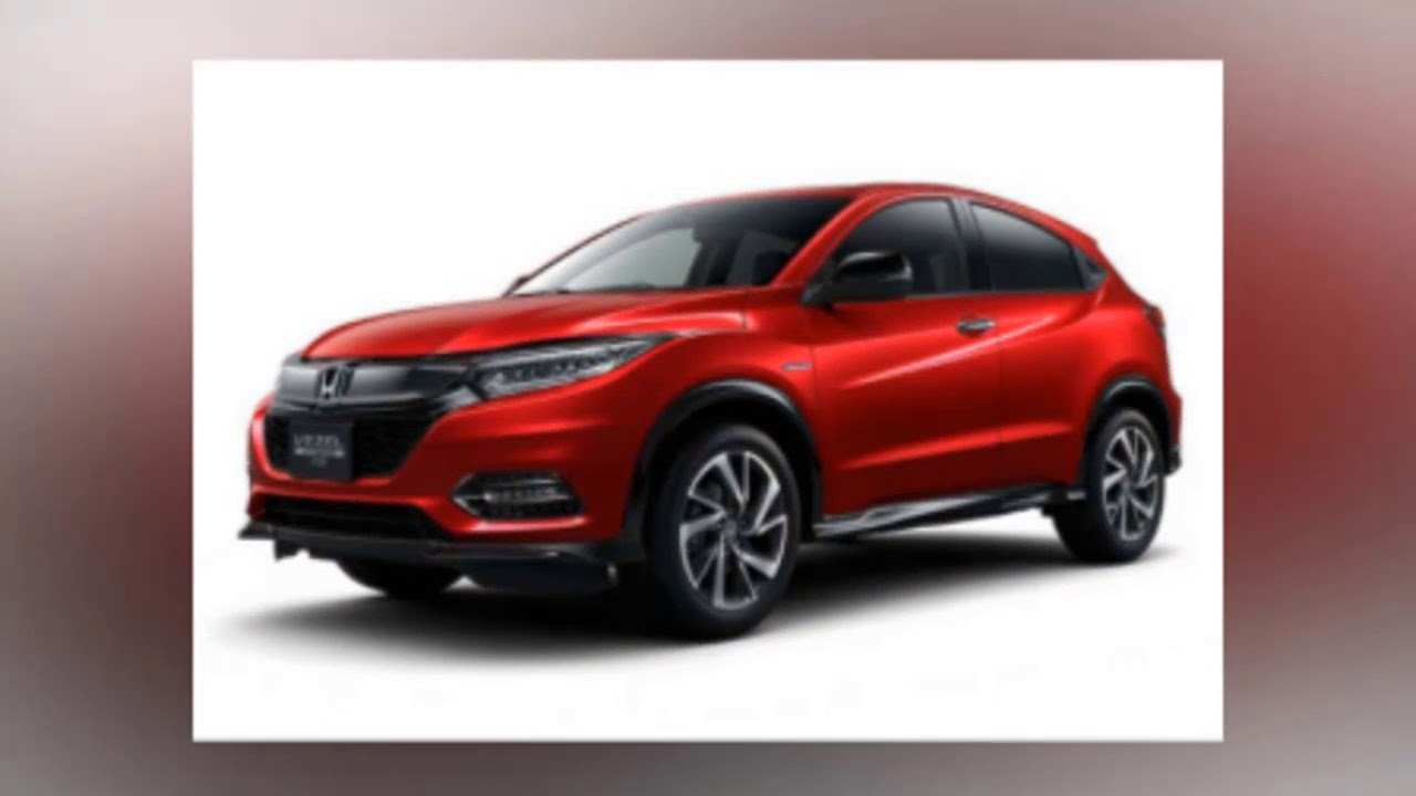 27 All New Honda Hrv 2020 Canada Redesign