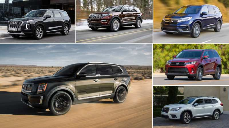 27 All New Kia Lineup 2020 Wallpaper