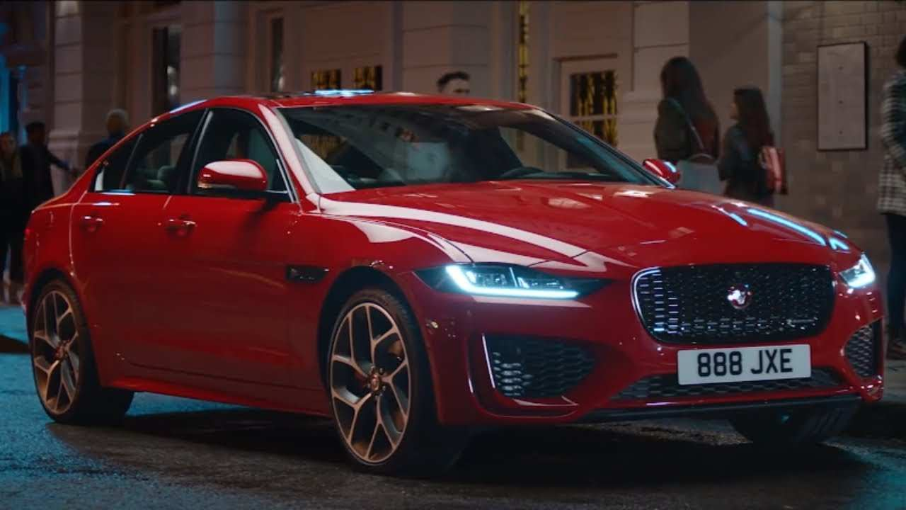 27 All New New Jaguar Xf 2020 Spesification