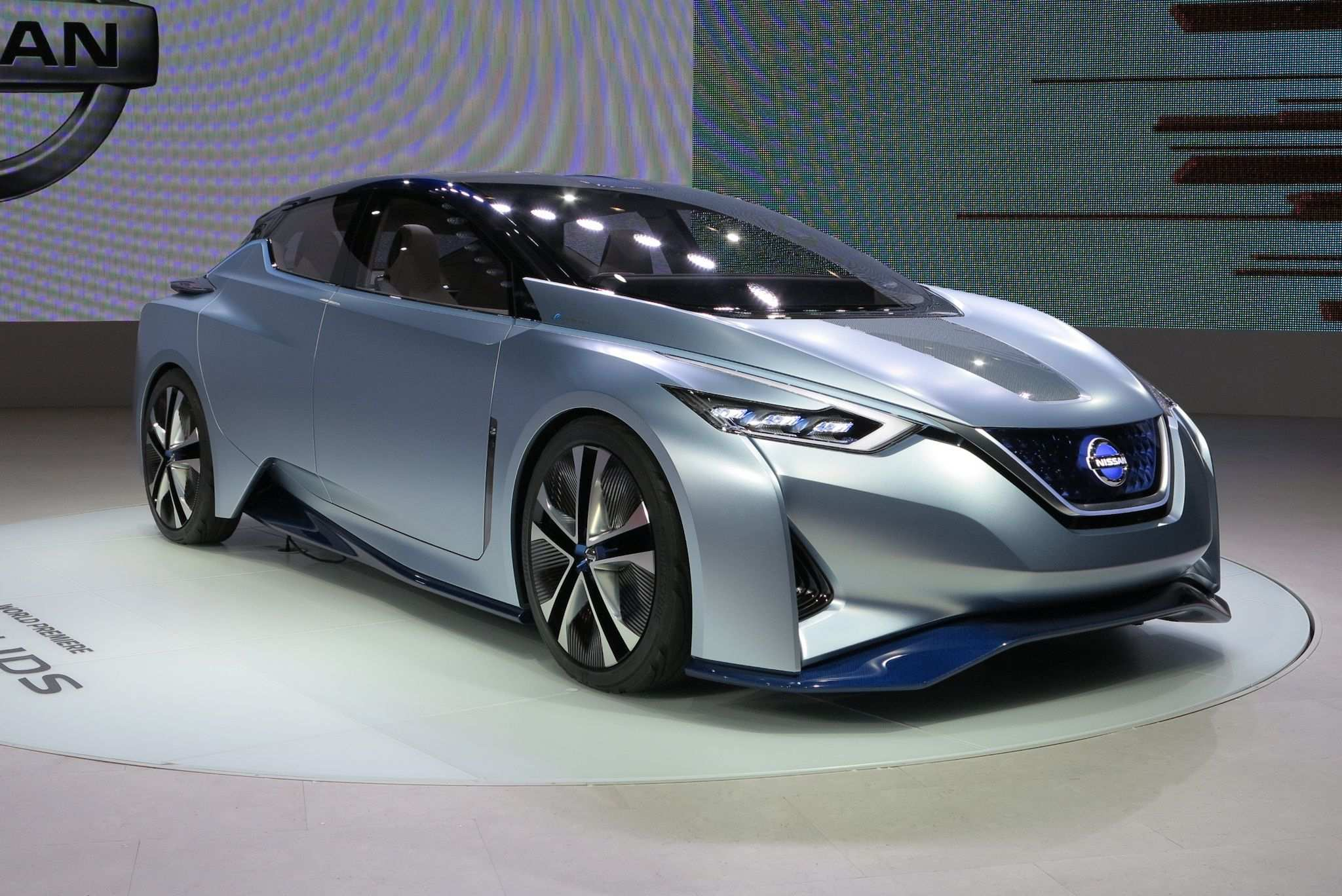 27 All New Nissan Leaf 2020 Concept