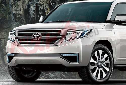 27 All New Toyota V8 2020 Configurations