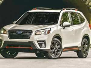 27 Best 2019 Subaru Suv Model