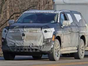 27 Best 2020 Cadillac Escalade Spy Photos Price