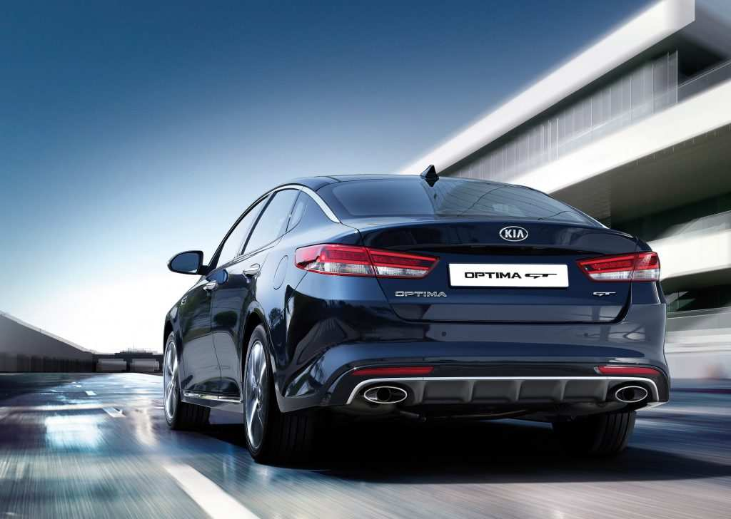 27 Best 2020 Kia Optima Gt Release Date