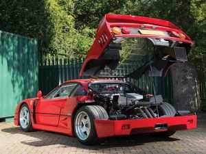 27 Best Ferrari F40 2020 Performance