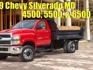 27 New 2019 Chevrolet Heavy Duty Trucks New Model and Performance