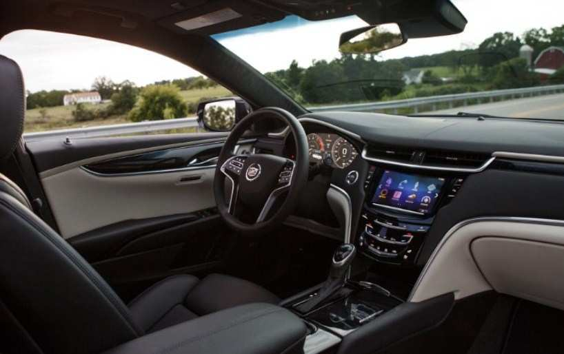 27 New 2020 Cadillac Xt5 Interior Redesign and Review