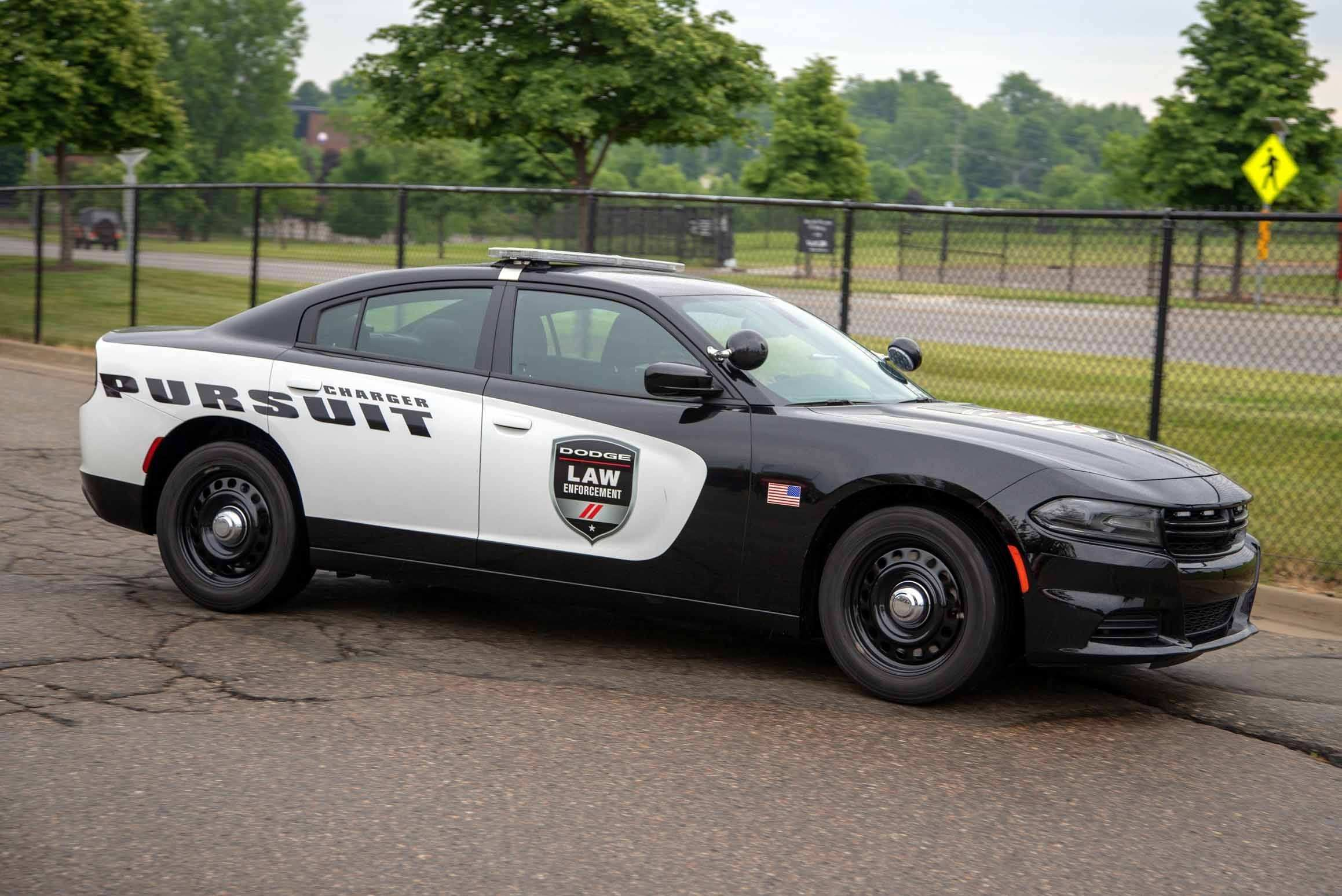 27 New 2020 Dodge Charger Police Performance