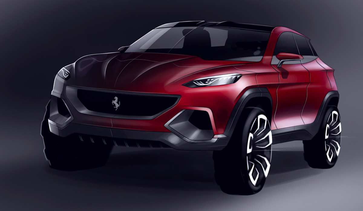 27 New Ferrari 2020 Suv Review And Release Date