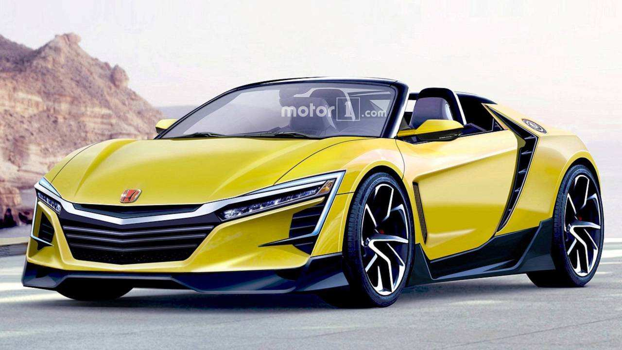 27 New Honda Future Cars 2020 History
