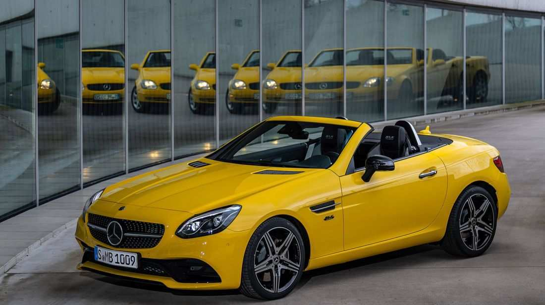 27 New Mercedes Slc 2019 Model