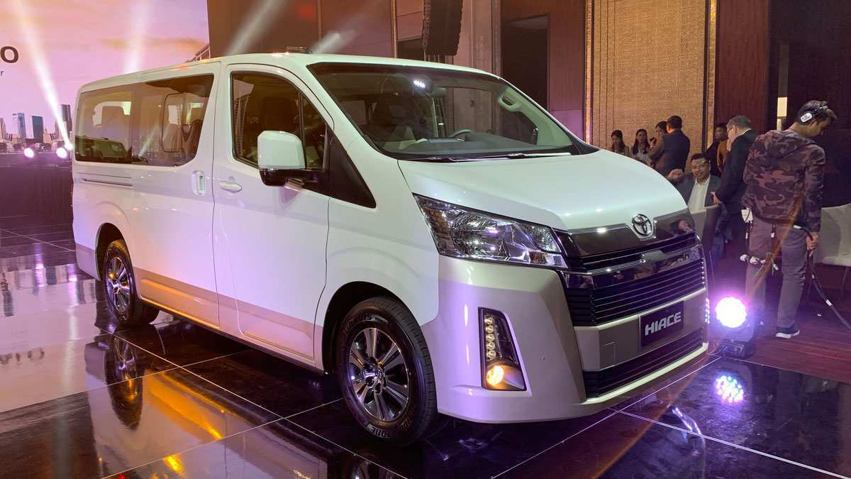 27 New Toyota Hiace 2019 Release Date And Concept