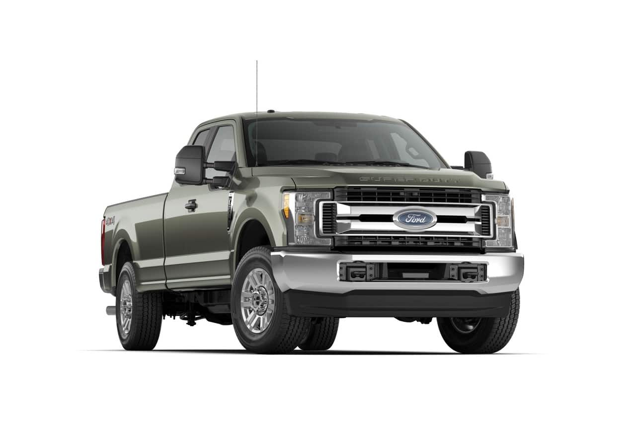 27 The 2019 Ford 2500 Interior