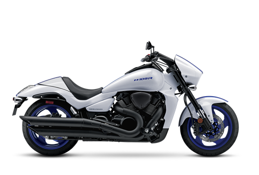 27 The 2019 Suzuki M109R Configurations