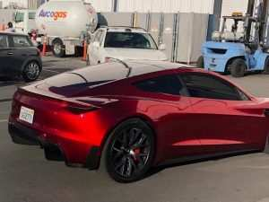 27 The 2019 Tesla Roadster Configurations