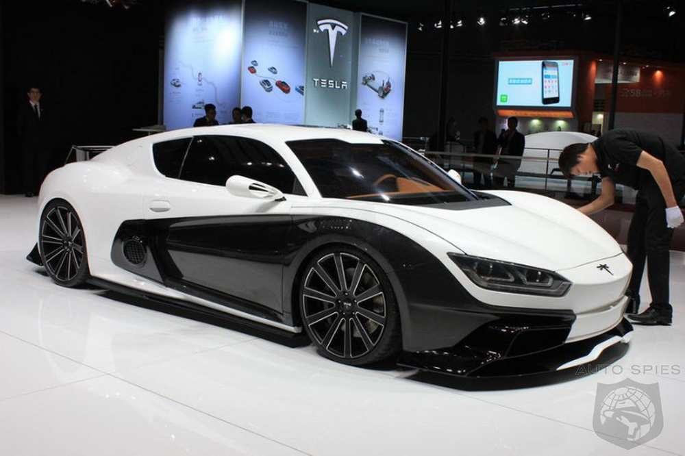 27 The 2019 Tesla Roadster P100D Redesign
