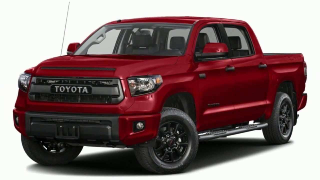 27 The 2019 Toyota Tundra Redesign Release