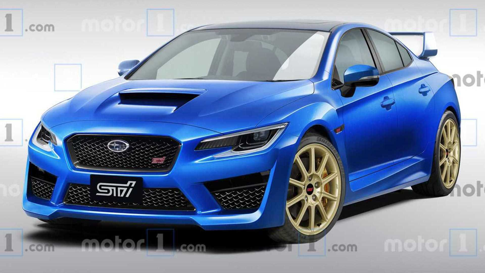 27 The 2020 Subaru Wrx Sti Review New Model And Performance