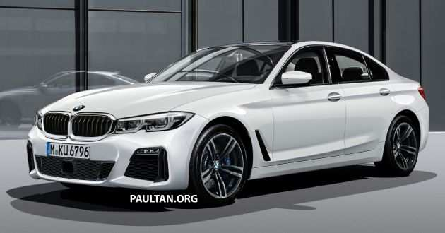 27 The Best 2019 Bmw 3 Series G20 Picture