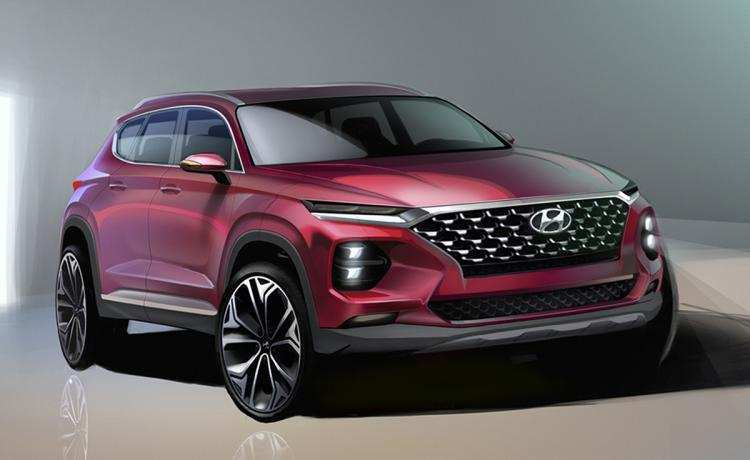 27 The Best 2019 Hyundai Santa Fe Sport Redesign Pictures