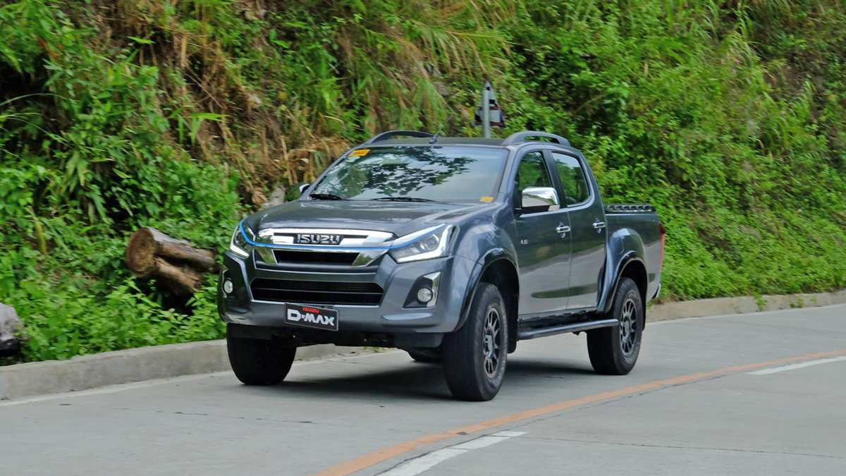 27 The Best 2019 Isuzu Pickup Truck Exterior And Interior