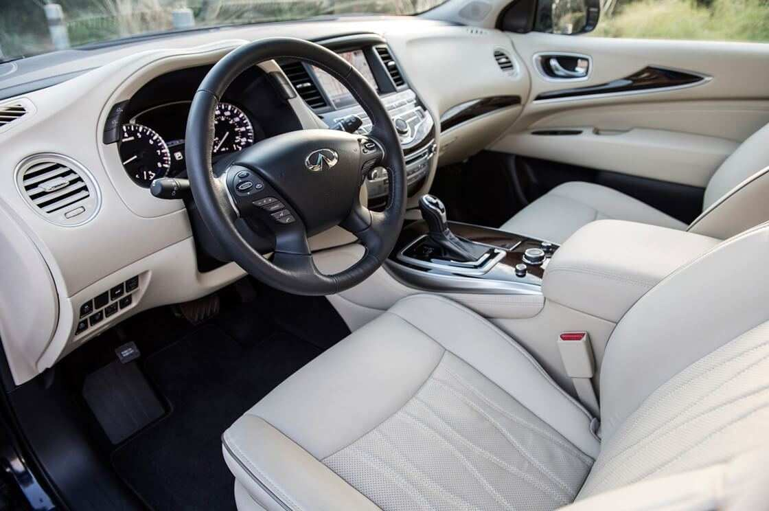 27 The Best 2020 Infiniti Qx60 Interior Style