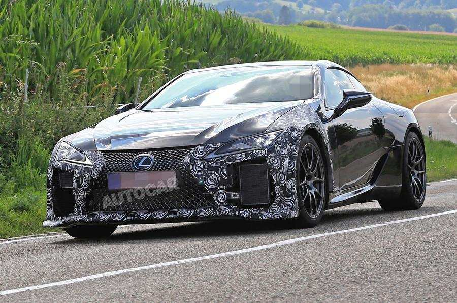 27 The Best 2020 Lexus Lc F Picture