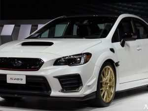 27 The Best 2020 Subaru Sti Concept Price and Release date