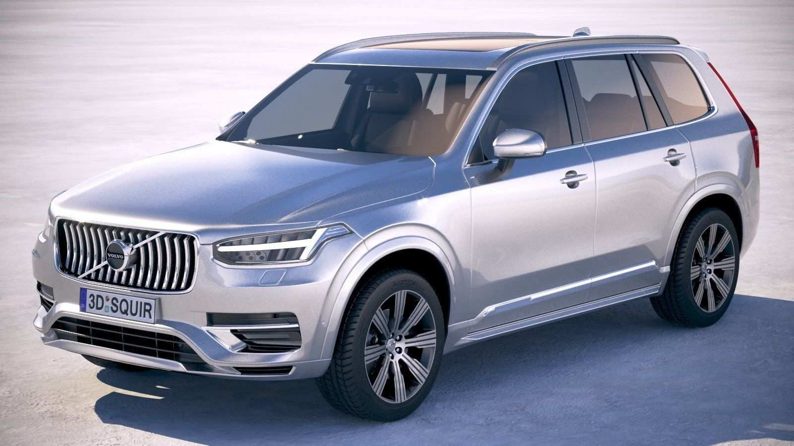 27 The Best Volvo Xc90 2020 Model Redesign And Concept