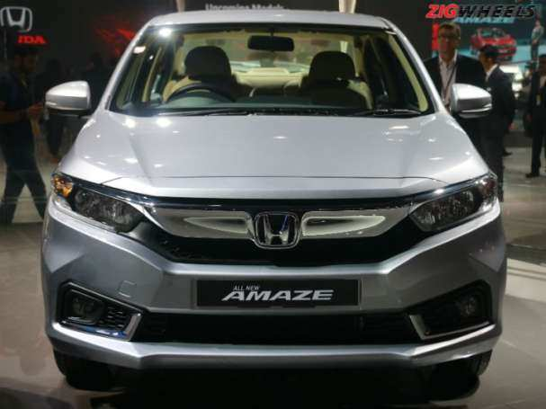 27 The Honda Amaze 2020 Price Design And Review
