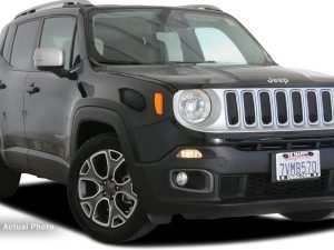 Jeep Renegade 2020 Price